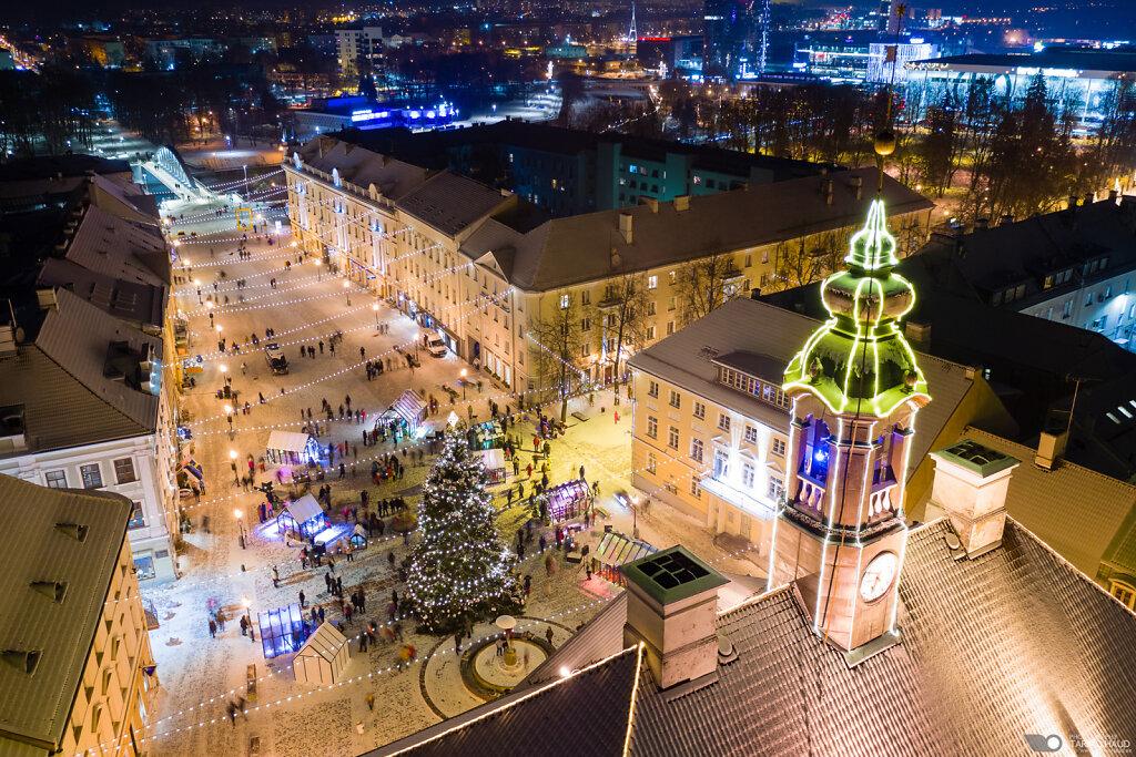 Jõulehtes Tartu